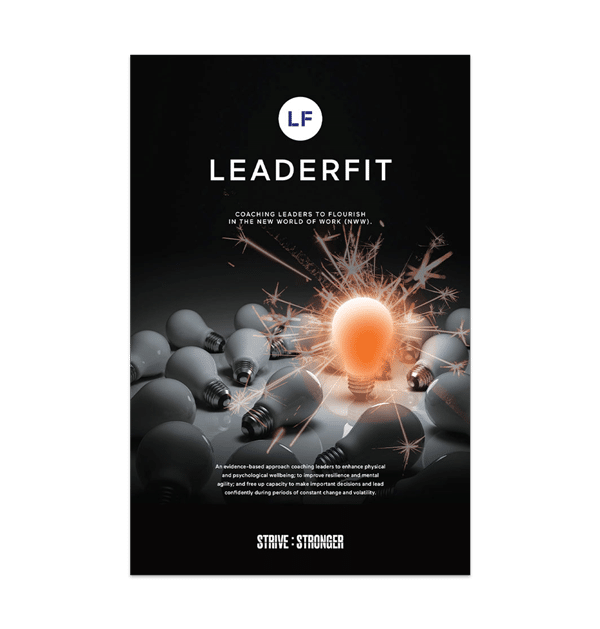 LeaderFit Leadership Coaching
