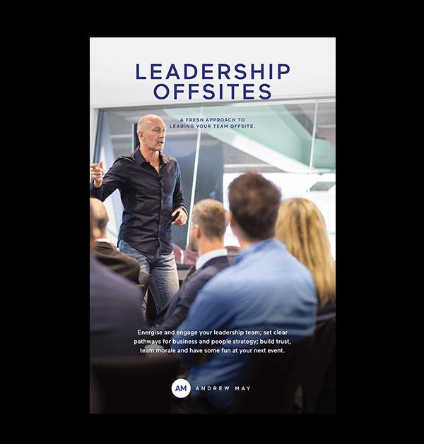 Leadership Offsite Model